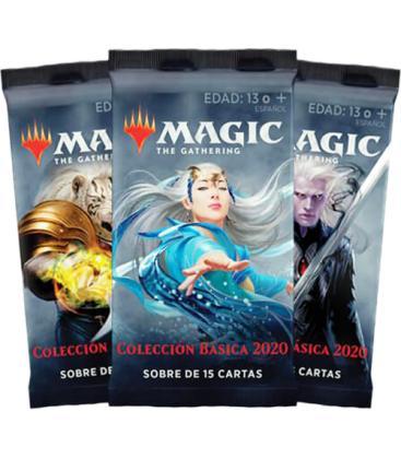 Magic the Gathering: Colección Básica 2020 (Sobre)