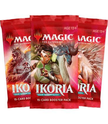 Magic the Gathering: Ikoria - Lair of Behemots (Sobre)