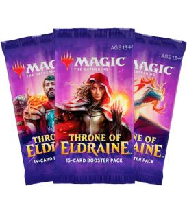 Magic the Gathering: Throne of Eldraine (Sobre) (Inglés)