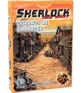 Q Serie Sherlock: Far West - Disparos al Amanecer