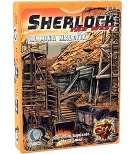 Q Serie Sherlock Far West: La Mina Maldita