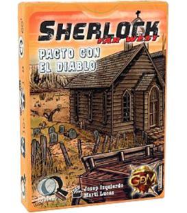 Q Serie Sherlock Far West: Pacto con el Diablo