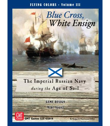 Flying Colors 3: Blue Cross, White Ensign