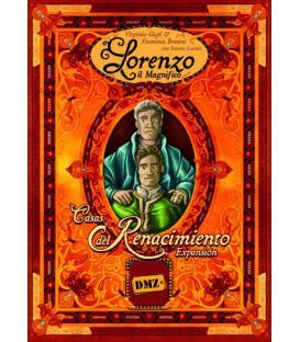 Lorenzo il Magnifico: Casas del Renacimiento (Caja Golpeada)