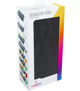 Gamegenic: Dungeon 1100+ Convertible (Midnight Gray)