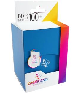 Gamegenic: Deck Holder 100+ (Azul)