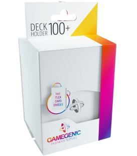 Gamegenic: Deck Holder 100+ (Blanco)