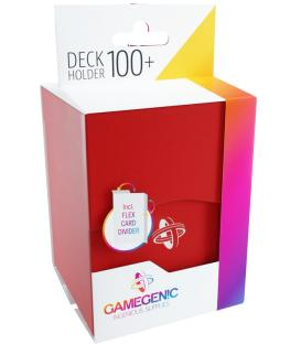 Gamegenic: Deck Holder 100+ (Rojo)