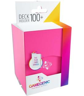Gamegenic: Deck Holder 100+ (Rosa)