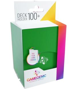 Gamegenic: Deck Holder 100+ (Verde)