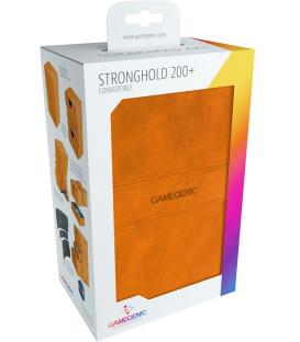Gamegenic: Stronghold 200+ Convertible (Naranja)