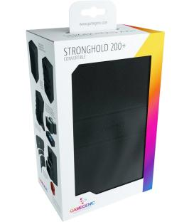 Gamegenic: Stronghold 200+ Convertible (Negro)