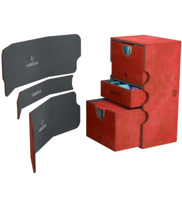 Gamegenic: Stronghold 200+ Convertible (Rojo)