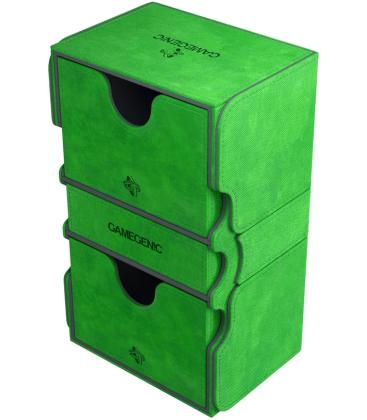 Gamegenic: Stronghold 200+ Convertible (Verde)
