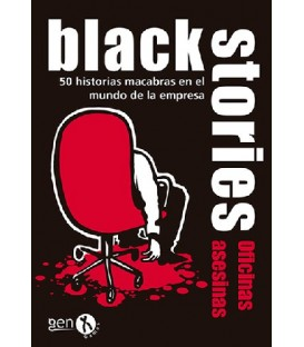Black Stories: Oficinas Asesinas