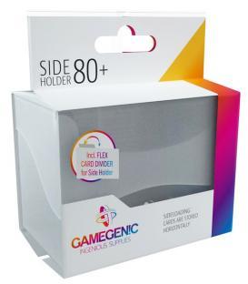 Gamegenic: Side Holder 80+ (Transparente)