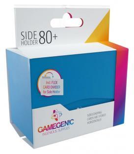 Gamegenic: Side Holder 80+ (Azul)