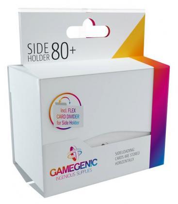 Gamegenic: Side Holder 80+ (Blanco)