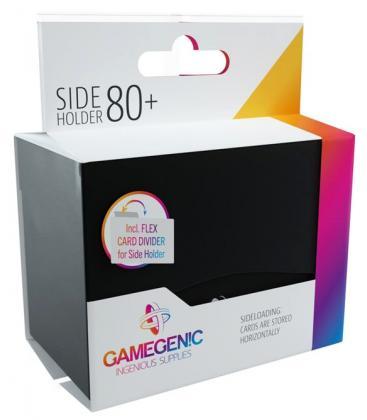 Gamegenic: Side Holder 80+ (Negro)
