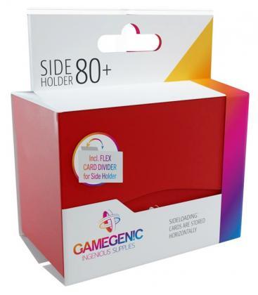 Gamegenic: Side Holder 80+ (Rojo)