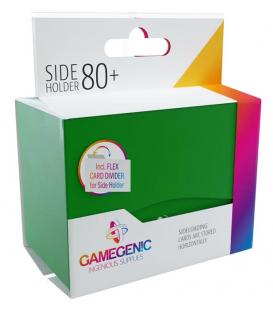 Gamegenic: Side Holder 80+ (Verde)