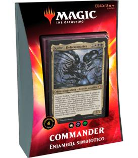 Magic the Gathering: Ikoria - Mazo Commander (Enjambre Simbiótico)