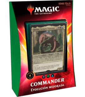 Magic the Gathering: Ikoria - Mazo Commander (Evolución Mejorada)