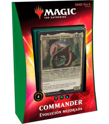 Magic the Gathering: Ikoria - Mazo Commander (Evolución Mejorada)