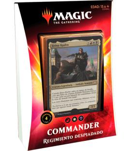 Magic the Gathering: Ikoria - Mazo Commander (Regimiento Despiadado)
