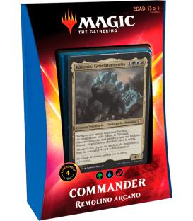 Magic the Gathering: Ikoria - Mazo Commander (Remolino Arcano)