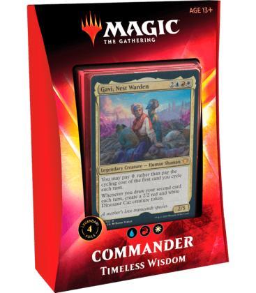 Magic the Gathering: Ikoria - Commander (Timeless Wisdom)