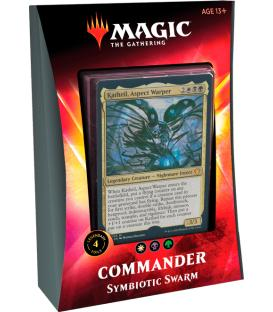Magic the Gathering: Ikoria - Commander (Symbiotic Swarm) (Inglés)