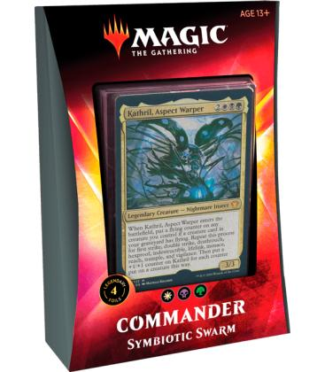 Magic the Gathering: Ikoria - Commander (Symbiotic Swarm)