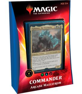 Magic the Gathering: Ikoria - Commander (Arcane Maelstrom)