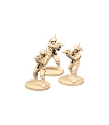 Star Wars Imperial Assault: Soldados Rebeldes
