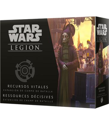 Star Wars Legion: Recursos Vitales