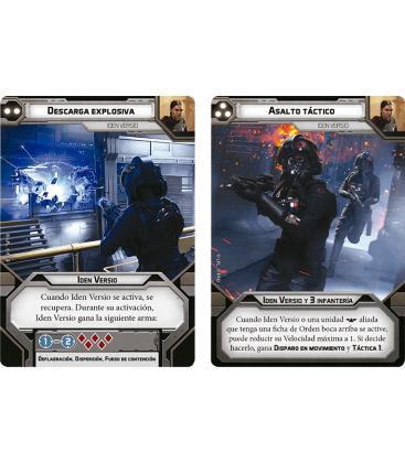Star Wars Legion: Iden Versio e ID10 Expansión de Comandante