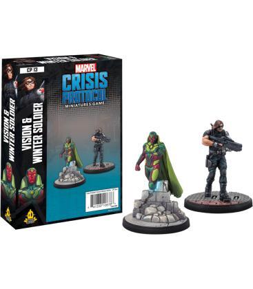 Marvel Crisis Protocol: Vision & Winter Soldier