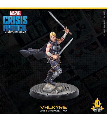 Marvel Crisis Protocol: Thor & Valkyrie