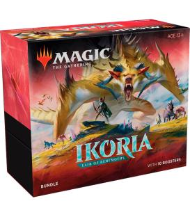 Magic the Gathering: Ikoria - Lair of Behemots (Bundle) (Inglés)