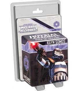 Star Wars Imperial Assault: Kayn Somos