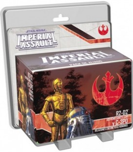 Imperial Assault: R2D2 & C3PO