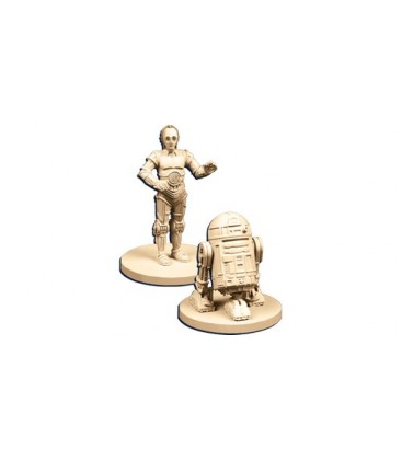 Star Wars Imperial Assault: R2D2 & C3PO