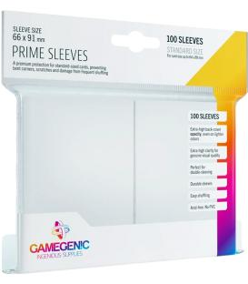 Gamegenic: Pack Prime Sleeves (Blanco) (100)