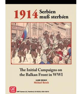 1914: Serbien Muss Sterbien (Inglés)