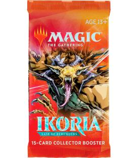 Magic the Gathering: Ikoria - Lair of Behemots (Collector Booster) (Inglés)