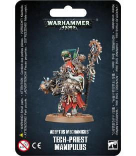 Warhammer 40,000: Adeptus Mechanicus (Tech-Priest Manipulus)