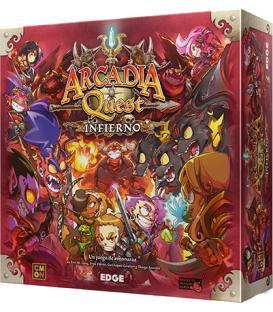 Arcadia Quest: Infierno (Esquina Golpeada)
