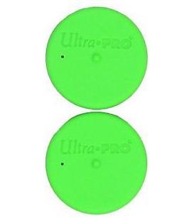 Tapón Tubo Porta-tapetes Ultra Pro (2 Unidades) - Verde Lima