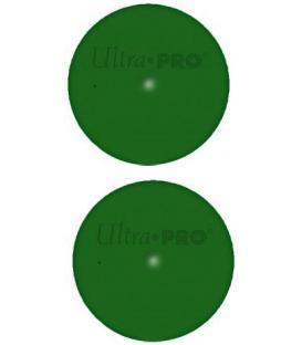 Tapón Tubo Porta-tapetes Ultra Pro (2 Unidades) - Verde